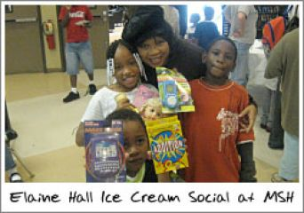Elaine_Hall_Ice_Cream_Social_at_MSH