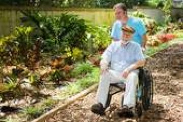 Hospice_Disable_Senior_Enjoying_Garden
